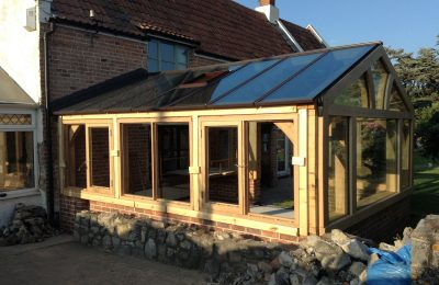 Green Oak Conservatory
