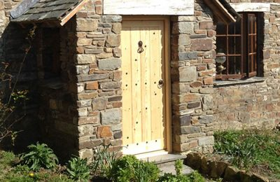 Rustic Farmhouse Door